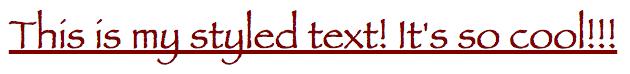 This is my styled text! It's so klzzwxh:0000klzzwxh:0001klzzwxh:0002klzzwxh:0003