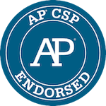 Code.org AP CSP Endorsed Badge""